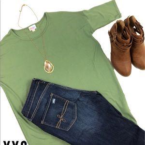 XXS green Irma